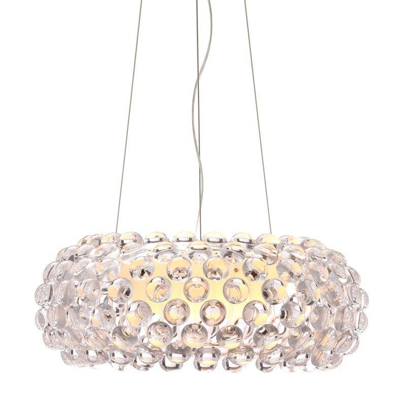 #124 - Modern Stylish Chandelier Sparkling Ceiling Lamp w/200 Watt Bulb - Home Decor
