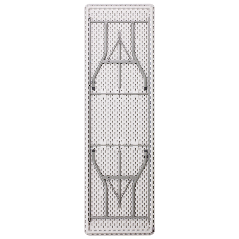 "#15 - 30"" X 96"" PLASTIC FOLDING TABLE"