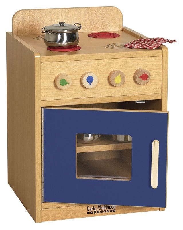#67 - Play Stove in Blue