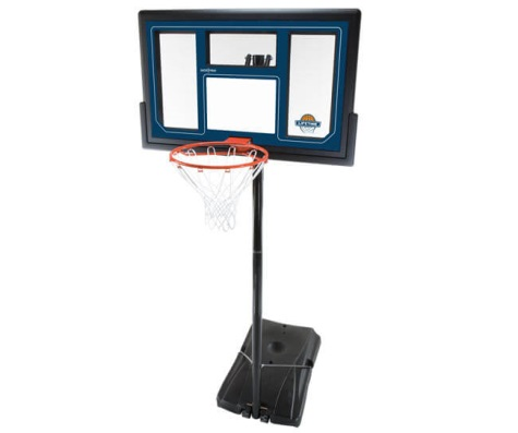 #15 - 50 IN. Courtside Portable Basketball Hoop