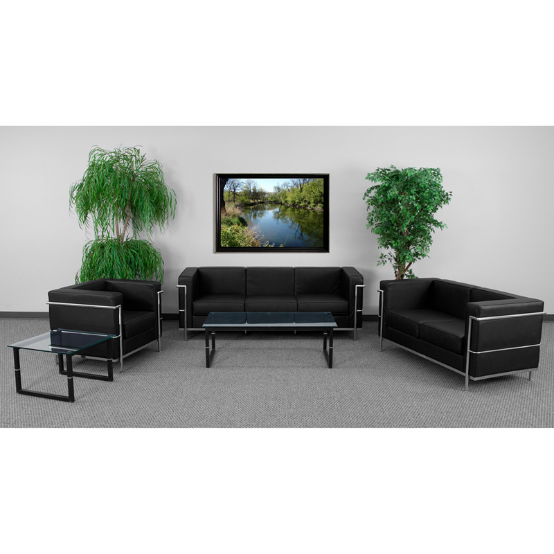 #13 - REGAL SERIES RECEPTION SET IN BLACK