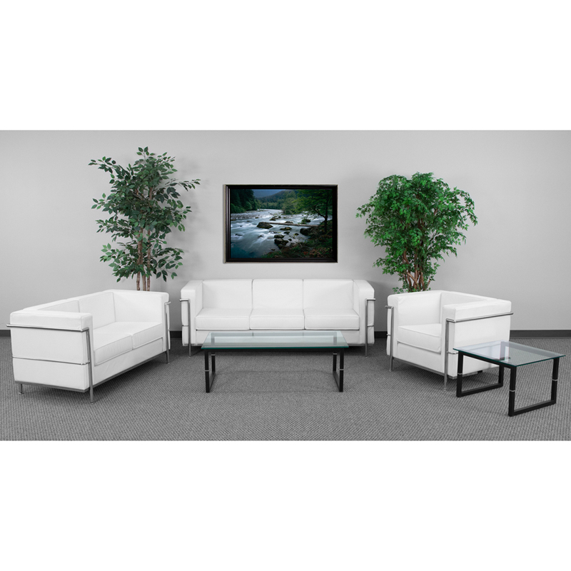 #14 - REGAL SERIES RECEPTION SET IN WHITE