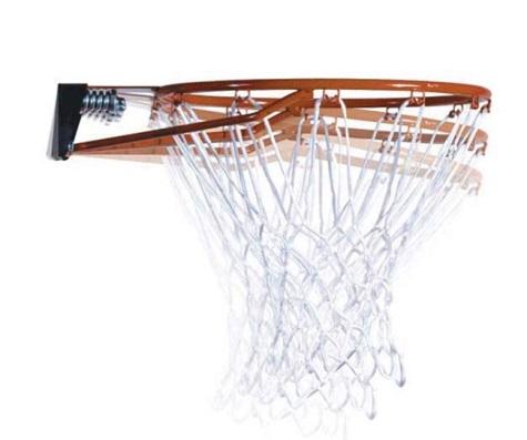 #8 - 50 IN. In - Ground Basketball Hoop - Action Grip