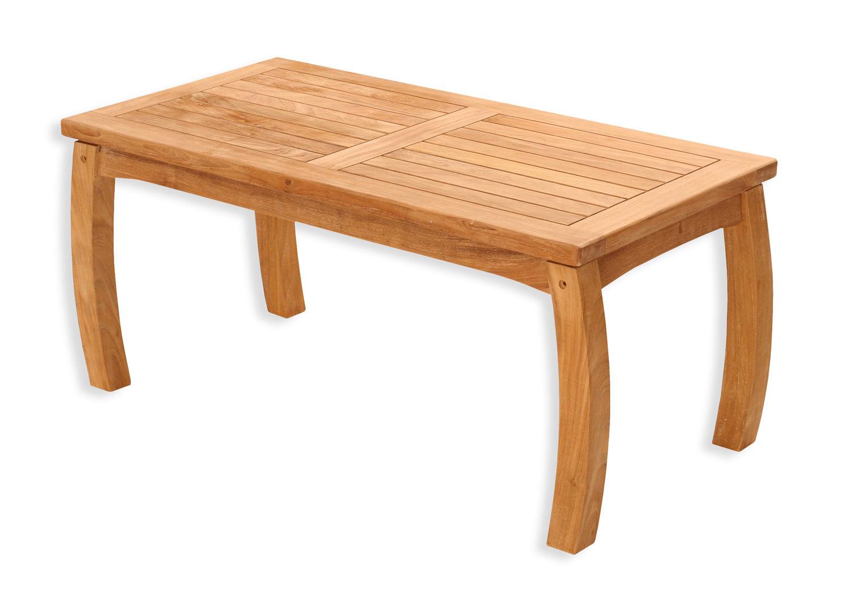 #171 - Jakarta Teak Rectangle Coffee Table in Teak Hardwood