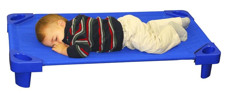 #2 - Assembled Single Toddler Kiddie Cot