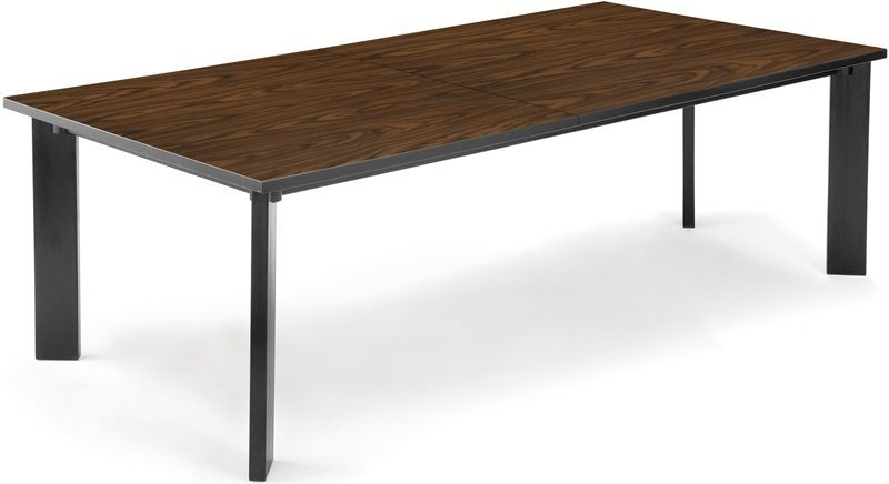 #24 - Conference Table 48'' D x 96'' W in Medium Oak Finish