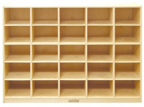 #37 - Multi-Section Birch Storage Cabinet