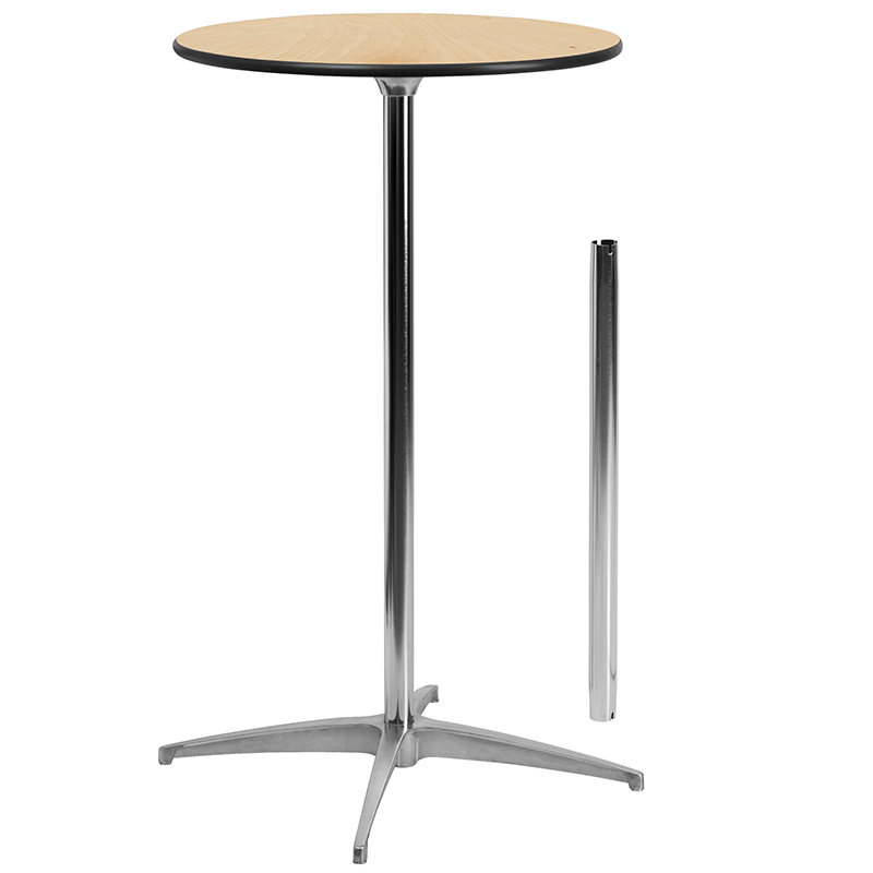 "#1 - 24"" COCKTAIL TABLE"