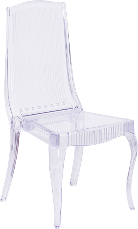 #22 - CRYSTAL ICE STACKING CHAIR