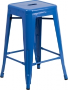 24-high-backless-blue-metal-indoor-outdoor-counter-height-stool-with-square-seat-ch-31320-24-bl-gg-4
