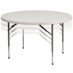 48-round-height-adjustable-granite-white-plastic-folding-table-rb-48-adjustable-gg-3