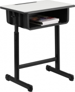 student-desk-with-grey-top-and-black-pedestal-frame-yu-ycy-046-gg-235