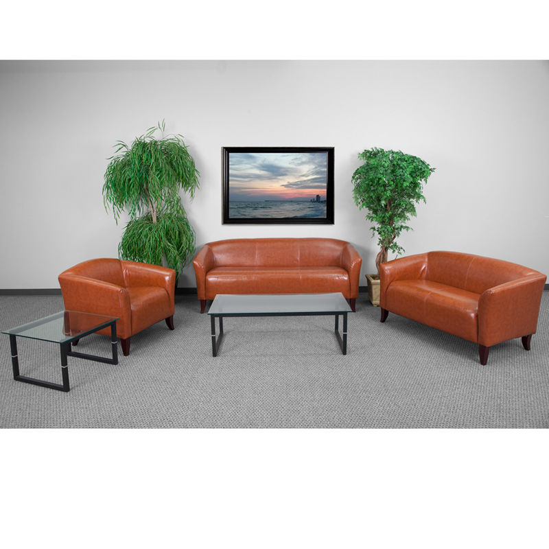 #1 - IMPERIAL SERIES RECEPTION SET IN COGNAC