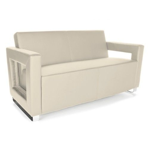 #33 - Distinct Series Soft Seating Cream Lounge Sofa